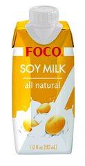 FOCO соевый напиток 330 мл