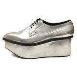 Ботинки «STRELA PLATFORM GOLD» купить
