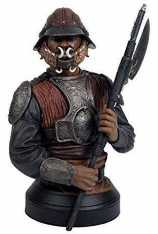 Star Wars Lando Calrissian (Skiff Guard)  Bust Gentle Giant
