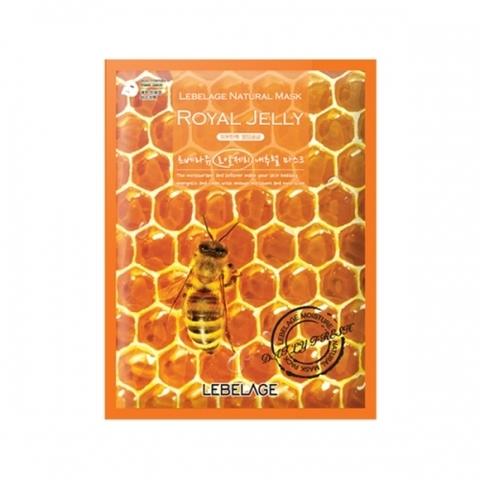 Маска LEBELAGE Royal Jelly Natural Mask 1 шт.