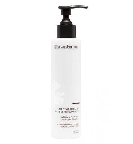 Academie Aromatherapie Make-up Removing Milk «Auvergne Mallow»