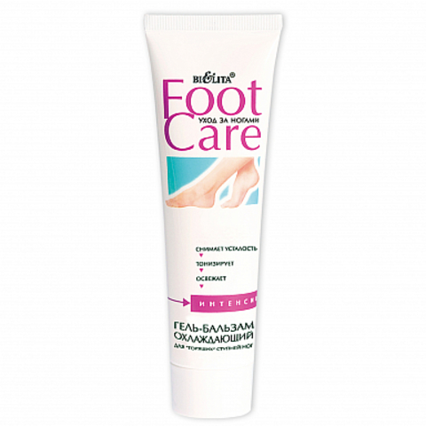 Белита Foot Care Гель-бальзам охлаждающий для