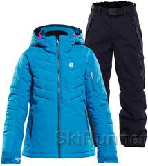Горнолыжный костюм 8848 Altitude Tella Inca Fjord Blue-Navy детский