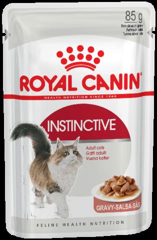 Корм для кошек Royal Canin Instinctive (в соусе) 85 г