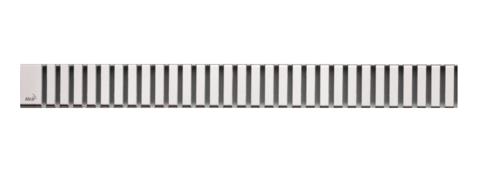 Решетка для водоотводящего желоба Alcaplast LINE-750L