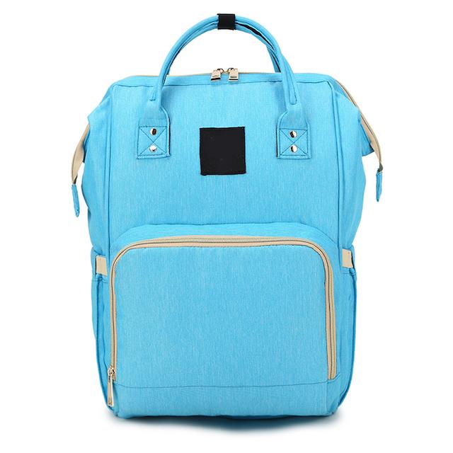 Голубой цветовой вариант рюкзака