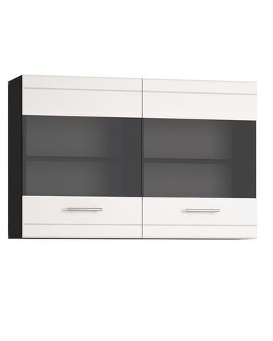 Шкаф-витрина навесной ГРОСА-2