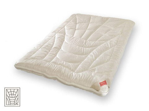 Одеяло кашемировое всесезонное 135х200 Hefel Диамант Роял Дабл Лайт