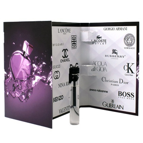 ПРОБНИК - Hugo Boss Туалетная вода Boss In Motion Black Edition ~2ml (м)