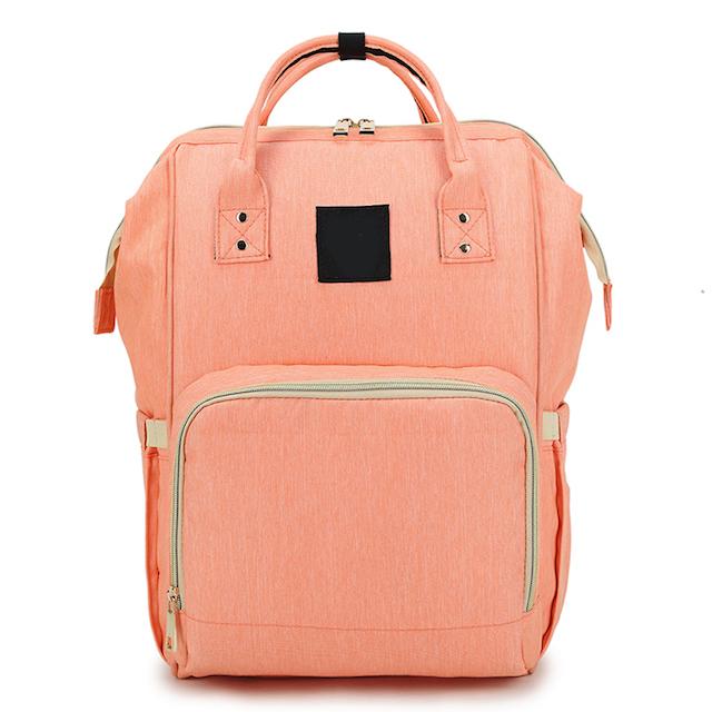 Персиковый цветовой вариант рюкзака