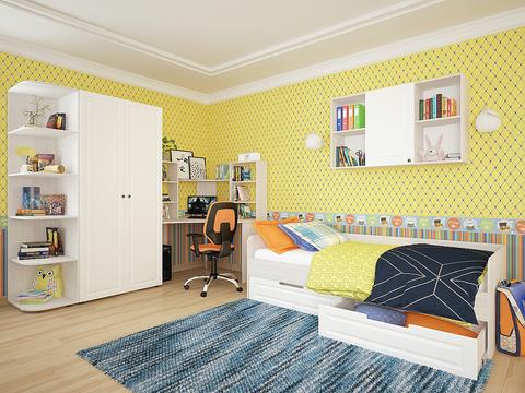 Модульная система для детской Прага