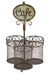 Органайзер для столовых приборов Boston Warehouse Cafe