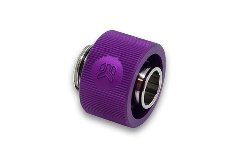 EK-ACF Fitting 10/16mm - Purple