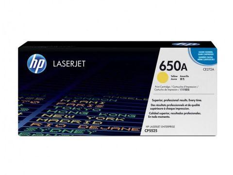 Kартридж HP CE272A желтый HP Color LaserJet CP5520 (15K)