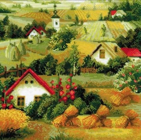 Сербский пейзаж