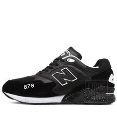 Кроссовки New Balance 878 Black White Speck