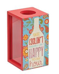 Декоративная емкость для винных пробок Boston Warehouse Happy Hour