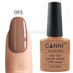 Canni, Гель-лак 095, 7,3 мл