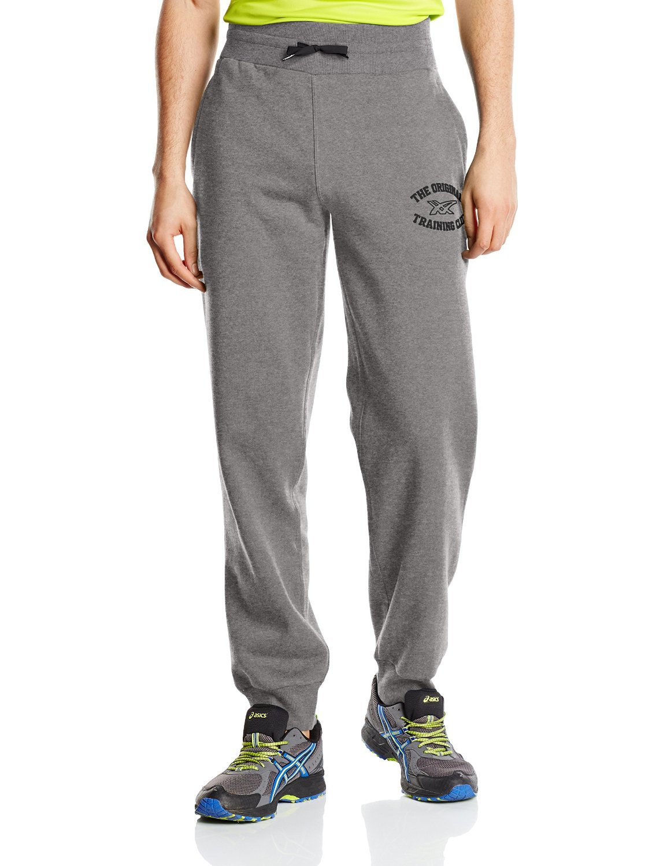 Мужские брюки Asics Graphic Brushed Cuffed Pant (127639 0773)