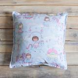 Подушка Princess Unicorn принцессы и единороги
