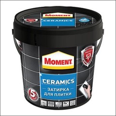 Герметик-затирка МОМЕНТ Ceramics (Серый)