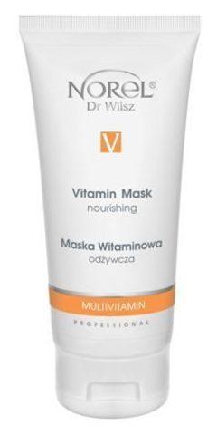 *Восстанавливающая кремовая маска с витаминным комплексом (NOREL/MULTIVITAMIN/200мл/PN 263)