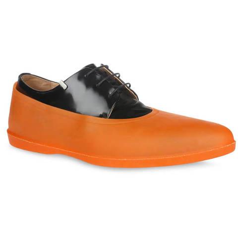 Галоши Rain-Shoes мандарин