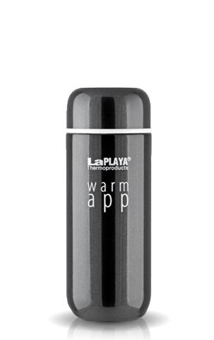 Термос LaPlaya WarmApp (0,2 литра), черный