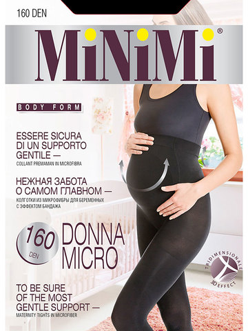Колготки Donna Micro 160 Minimi