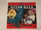 Uriah Heep / Live In Europe 1979 (2LP)