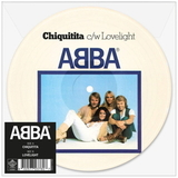 ABBA / Chiquitita + Lovelight (Picture Disc)(7' Vinyl Single)
