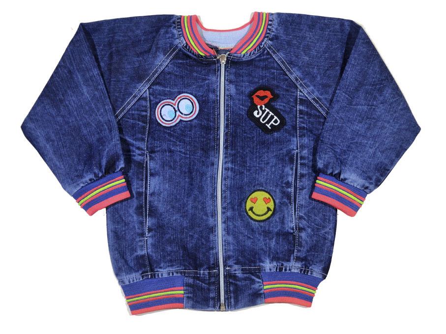 AD8226 куртка джинсовая SUP