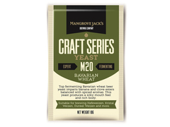 Дрожжи Mangrove Jack's Bavarian Wheat Yeast M20
