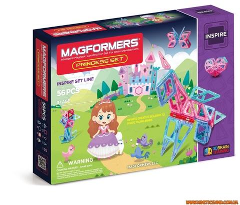 Magmorfers Прекрасная принцесса, 56 элементов.