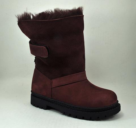 Зимние ботинки-угги Panda 1300-82