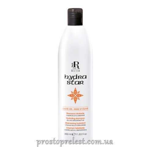 RR Line Hydra Star Hydrating Shampoo - Шампунь для интенсивного увлажнения сухих волос