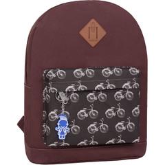 Рюкзак Bagland Молодежный W/R 17 л. коричневый 461 (00533662)