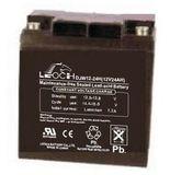Аккумулятор LEOCH DJW12-24H ( 12V 24Ah / 12В 24Ач ) - фотография