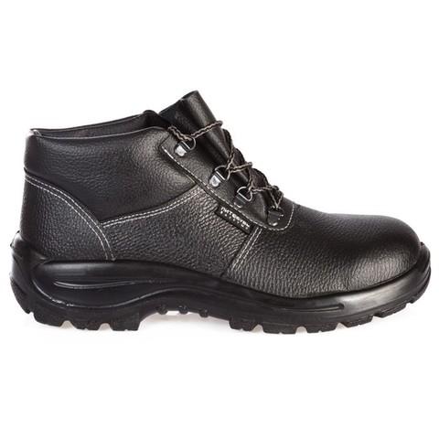 Ботинки 309 кожаные на ПУ подошве (М/П)