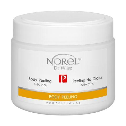 *Гелевыи? пилинг для тела без абразива на основе 20% молочнои? кислоты (NOREL/Body/500мл/PP 137)