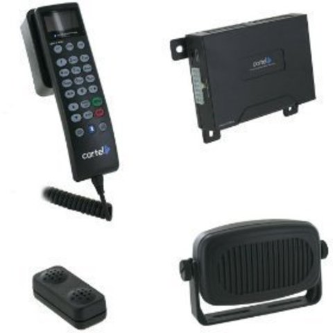Cartel CT-1000 Автомобильный телефон (громкая связь)