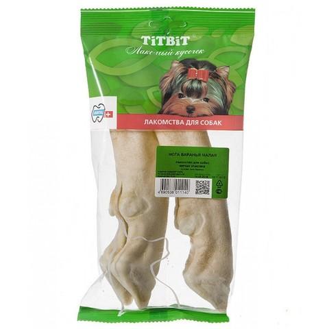 ТитБит нога баранья малая 2шт в уп мягкая упаковка