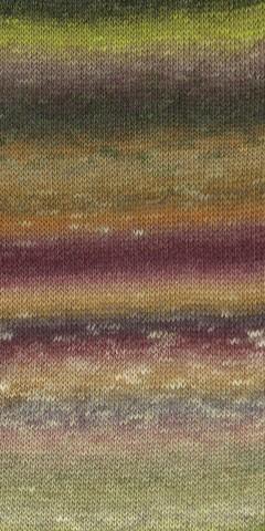 Rellana Flotte Socke Ariana 1453 мериносовая носочная пряжа купить
