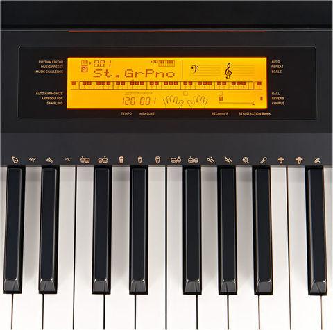 CASIO Цифровое пианино CDP-230R BK (без стойки)