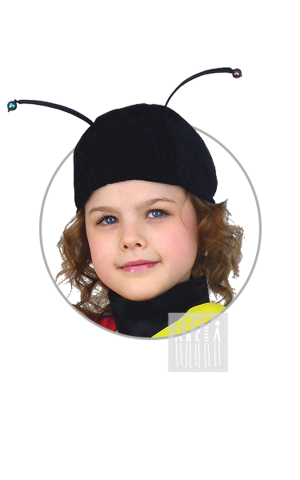Фото Насекомое головной убор рисунок Костюм Блошки пригодится для спектаклей, ежедневных игр и досугов в детском саду, утренников и праздников.