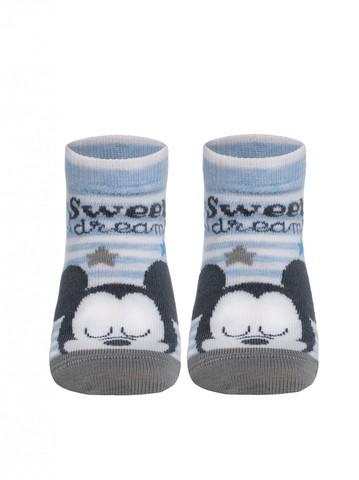 Детские носки ©Disney 17С-127/1СПМ (короткие) рис. 347 Conte Kids