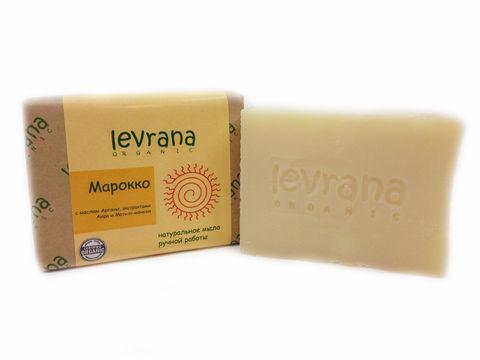 Levrana, Марокко, натуральное мыло, 100гр