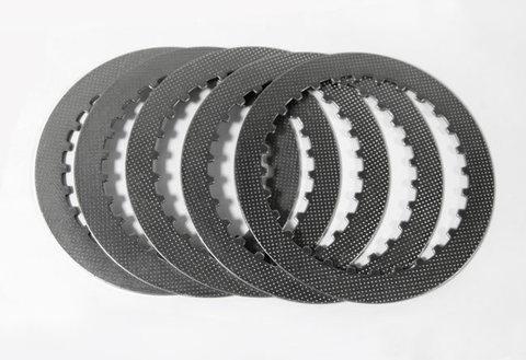 комплект металлических дисков сцепления honda cb 400 92-08