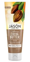 Смягчающий лосьон для рук и тела с маслом какао, Jason