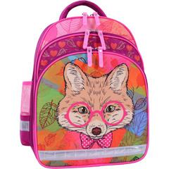 Рюкзак школьный Bagland Mouse 143 малиновый 512 (0051370)